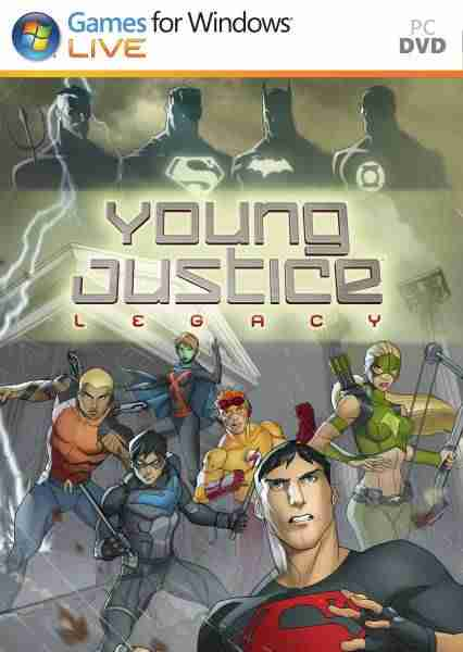 Descargar Young Justice Legacy [MULTI5][RELOADED] por Torrent